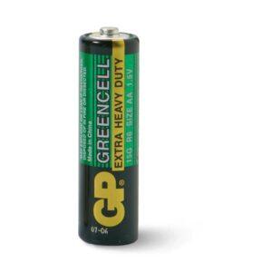 Battery AA. Alkaline battery