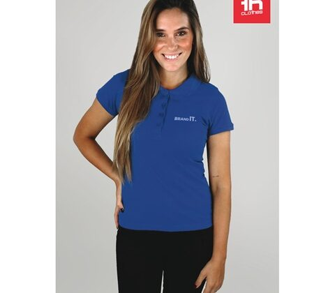 THC EVE. Women's polo shirt