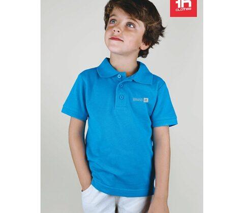 THC ADAM KIDS. Children's polo shirt