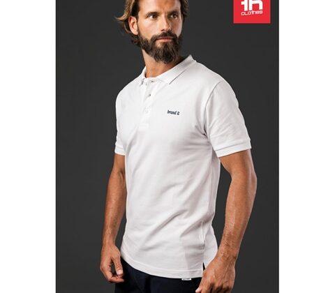 THC MONACO WH. Men's polo shirt