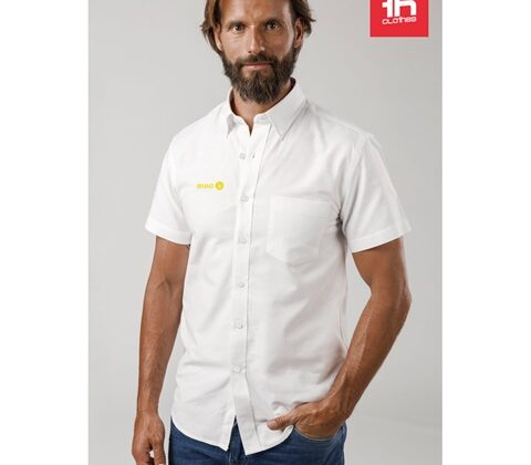 THC LONDON WH. Men's oxford shirt