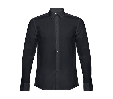 THC BATALHA. Men's poplin shirt