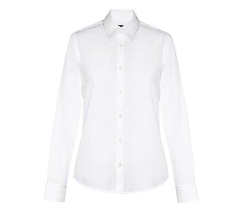 THC BATALHA WOMEN WH. Women's poplin shirt