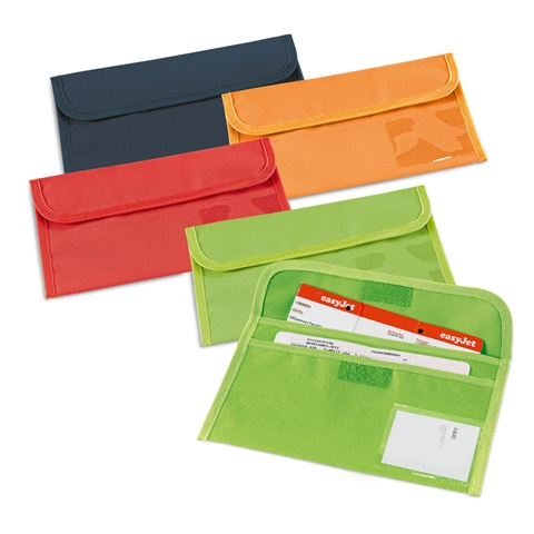 AIRLINE. Travel document bag 1