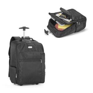 AVENIR. Laptop trolley backpack 17''