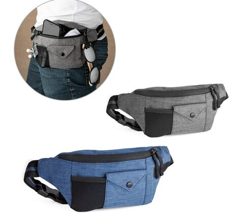 MUZEUL. Waist pouch in 300D
