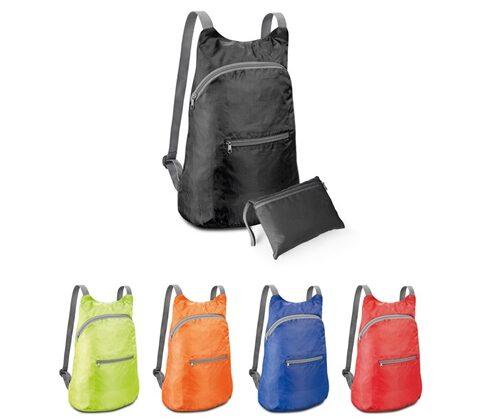 BARCELONA. Foldable backpack