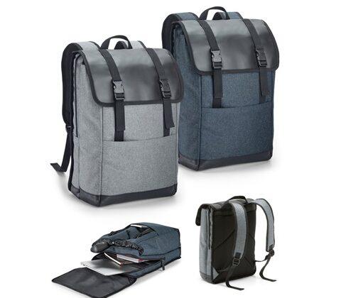TRAVELLER. Laptop backpack 17''