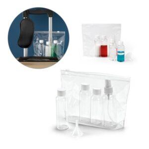 DENIRO. Airtight cosmetic bag