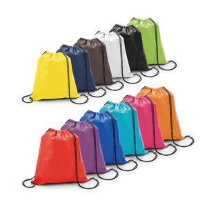 BOXP. Drawstring bag - purple