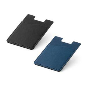 BLOCK. RFID blocking card holder for smartphone - Blue