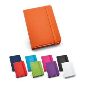 BECKETT. Pocket sized notepad - Purple