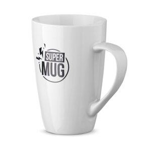 FRANZ. Porcelain mug 650 ml - White