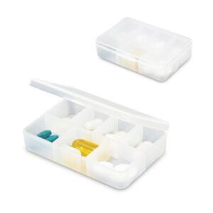 JIMMY. Pill box - White