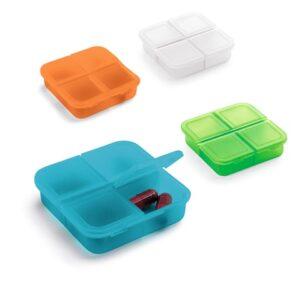 ROBERTS. Pill box - Orange