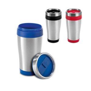 BATUM. Travel cup 420 ml - Royal blue
