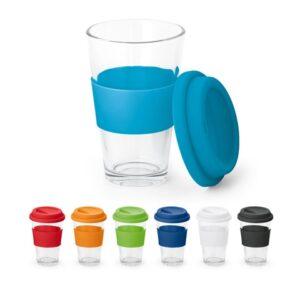 BARTY. Travel cup 330 ml - Orange