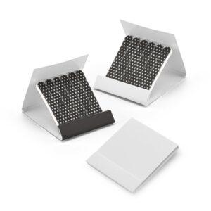 ANISTON. Set of 6 nail files - White