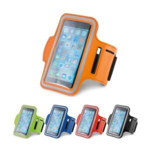 BRYANT. Smartphone armband - Orange