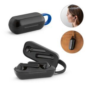BOSON. Wireless earphones - Royal blue
