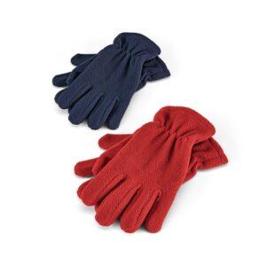 Alexandre. Gloves - Red