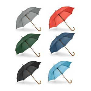 BETSEY. Umbrella - Dark green