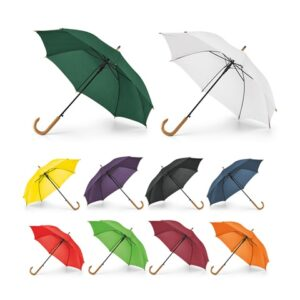 PATTI. Umbrella with automatic opening - Purple