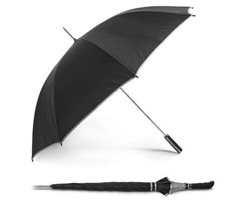 Karl. Golf umbrella - Black