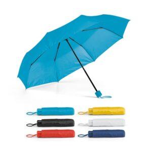 MARIA. Compact umbrella - Light blue