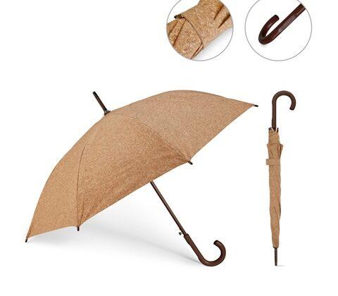 SOBRAL. Cork umbrella - natural