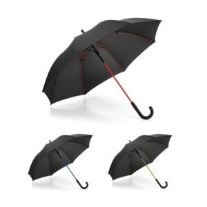 ALBERTA. Umbrella with automatic opening - Light green