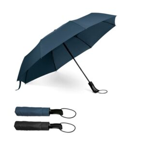 CAMPANELA. Umbrella with automatic opening and closing - Blue
