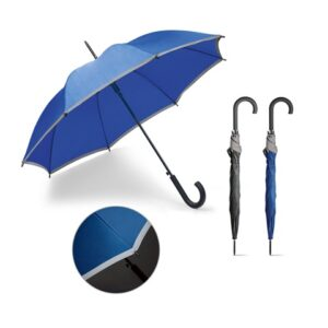 MEGAN. Umbrella with automatic opening - Royal blue